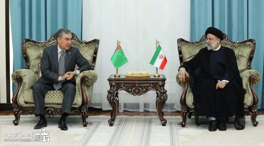 دیدار آیت الله رییسی را رئیس جمهور ترکمنستان | نفت آنلاین