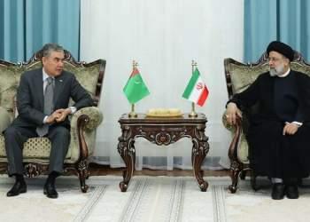دیدار آیت الله رییسی را رئیس جمهور ترکمنستان   نفت آنلاین