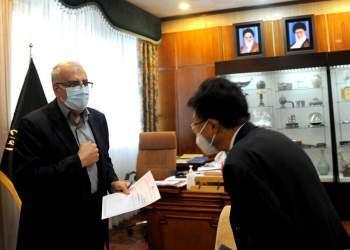 دیدار وزیر نفت با هیئت چینی | نفت آنلاین