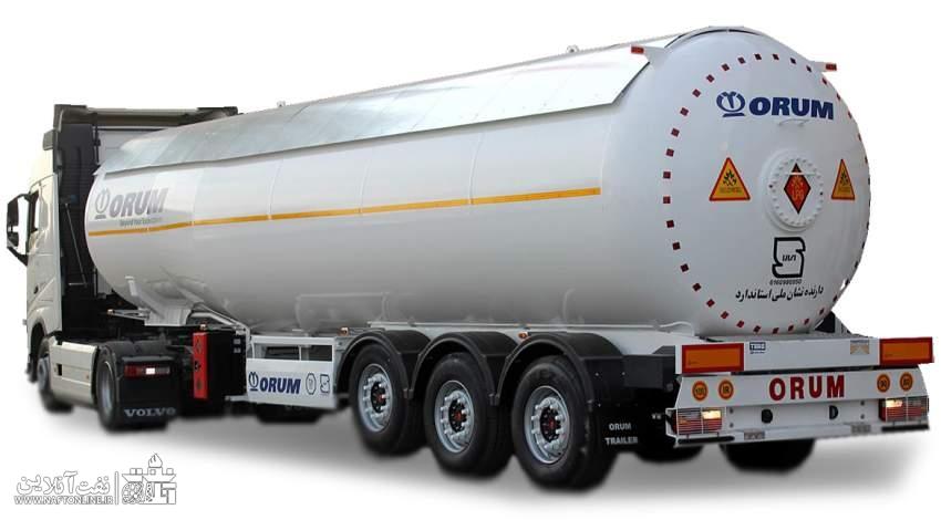 تانکرهای حامل سوخت مازوت ایران   عکس تزئینی است   نفت آنلاین