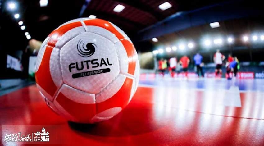 آمار و تاریخچه بازی های فوتسال ایران و قزاقستان | futsal