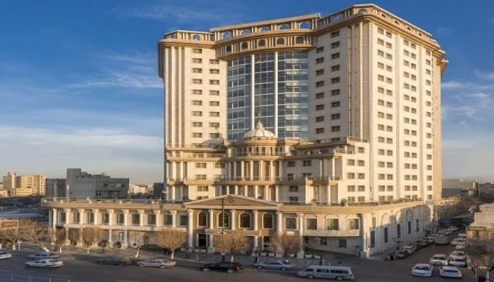 معرفی هتل قصر طلایی