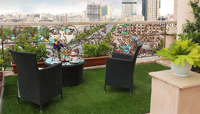 دسترسی هتل قصر طلایی مشهد به جاذبههای دیدنی