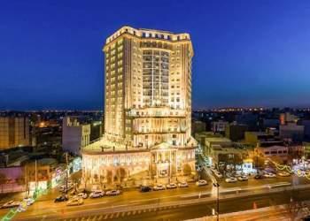 معرفی هتل قصر طلایی مشهد