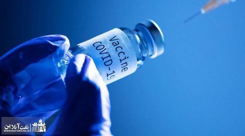 دانش آموزان و تزریق واکسن سینو فارم