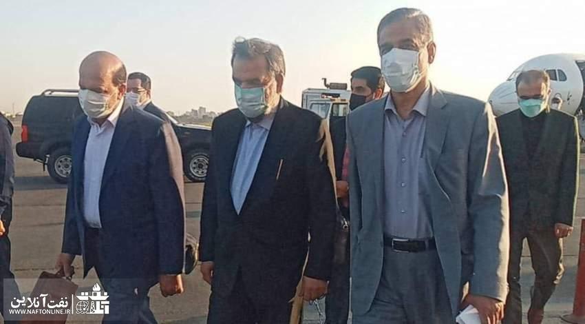 محسن رضایی در خوزستان | نفت آنلاین