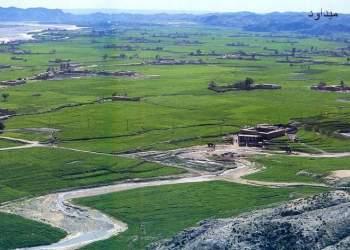 تصویری از میداوود از سمت جاده باغملک   Midavood