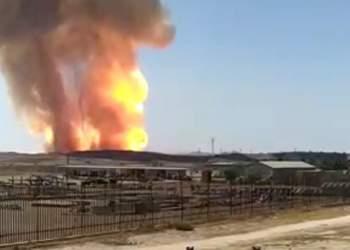 آتش سوزی در شرکت مارون | نفت آنلاین