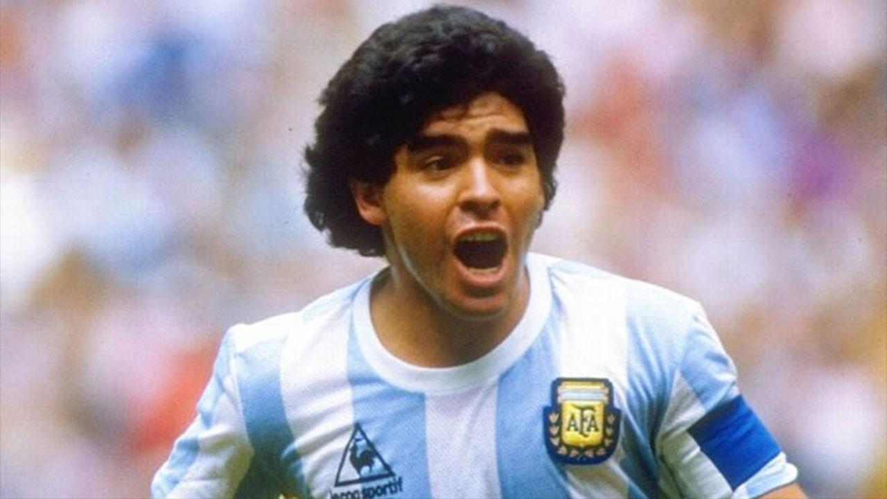 مرگ دیگو مارادونا